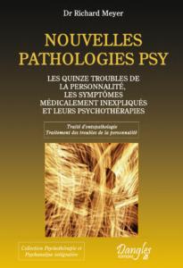 Livre Nouvelles pathologies psy