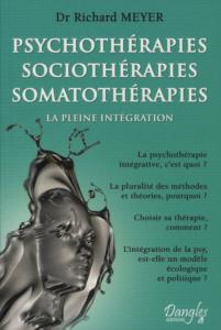 Livre Sociothérapies, somatothérapies, la pleine intégration